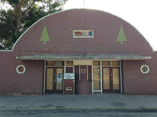 Crook Theater