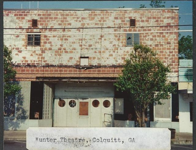 Hunter Theatre, Colquitt, Georgia