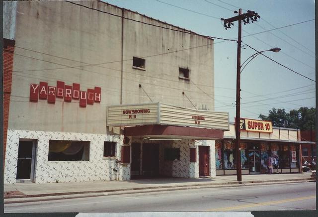Pec Theatre, Eatonton, GA