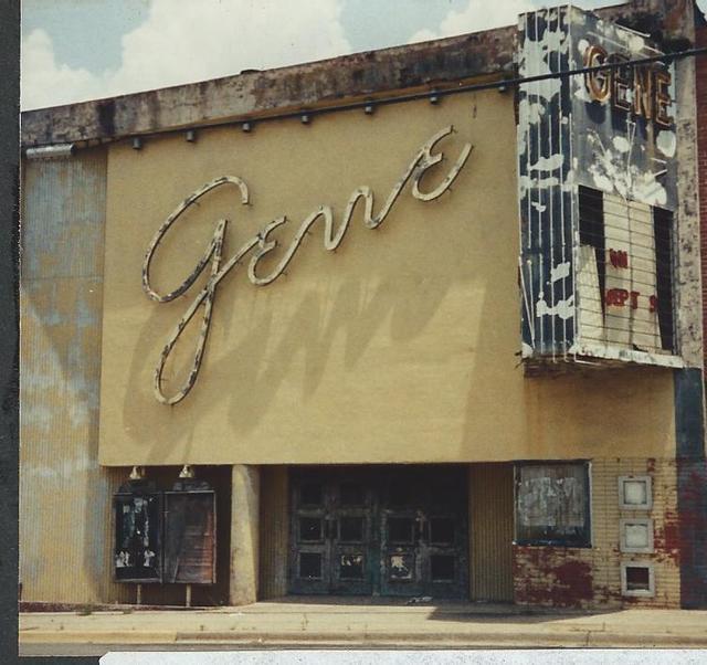 Gene Theatre, McRae, GA