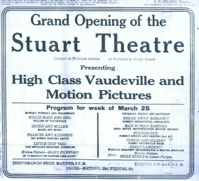 Stuart Theatre