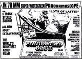 "Tyrone Theatre, St. Petersburg, FL Plays ""Panorama Blue"" in 70mm?"