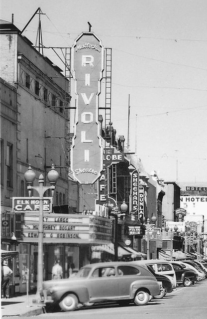 Rivoli Theatre; Pendleton, Oregon.