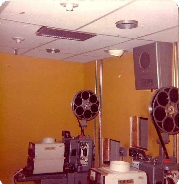 Projection Booth K CINEMA(AS IT WAS KNOWN IN THE 70'S-80'S)