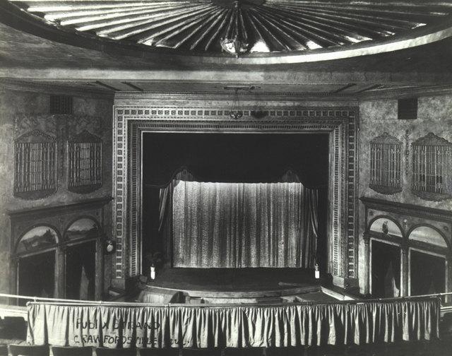 STRAND Theatre; Crawfordsville, Indiana.