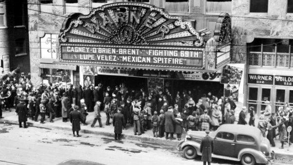 WARNER (GRAND CINEMAS 1 & 2), Milwaukee, Wisconsin.