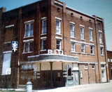 RITZ Theatre; Loogootee, Indiana.