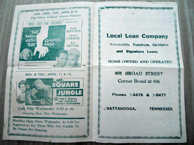 Chattanooga loan company llc