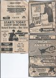 <p>movie ads…..old days.</p>