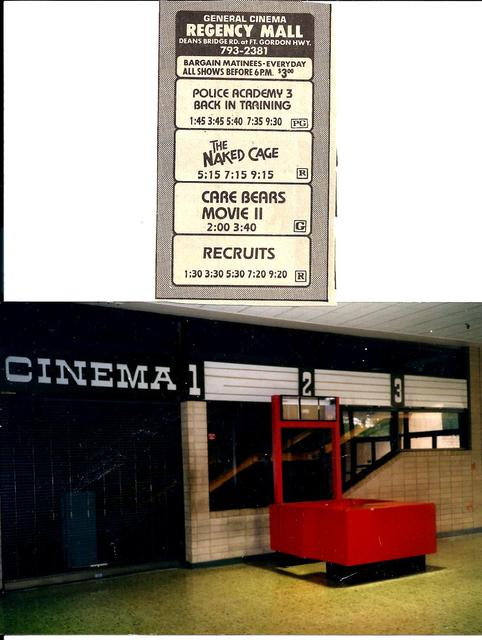 Regency Mall Cinema I-II-III