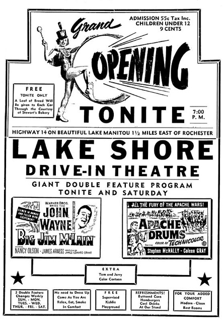 Lake-Shore Drive-In
