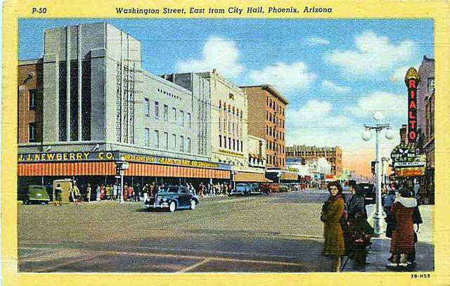 RIALTO Theatre; Phoenix, Arizona.
