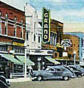 GRAND Theatre; Pecos, Texas.