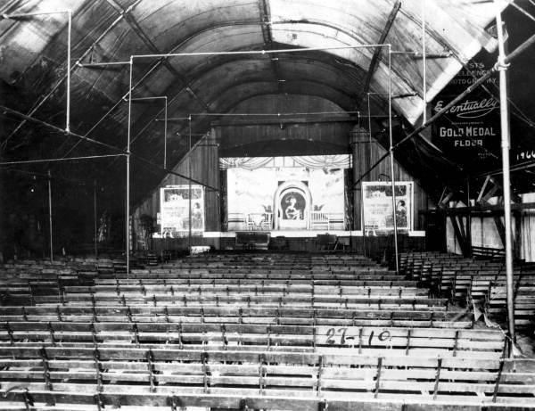 Airdrome Interior 1921
