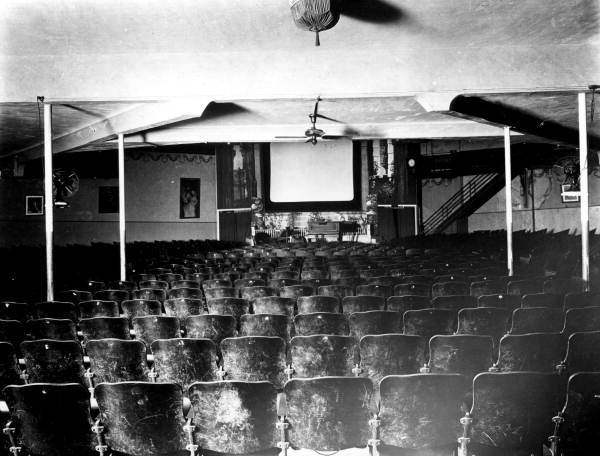 Paramount 1 - Interior  1924