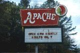 Apache Drive-In