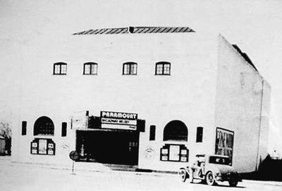 Paramount Theatre - 1940