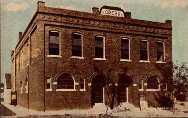 Paramount Theatre - 1920