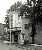 VOGUE Theatre; Arcadia, Wisconsin.