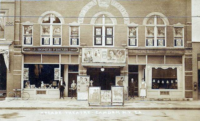 ARCADE Theatre; Camden, New Jersey.