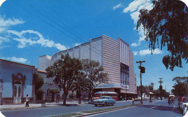Cine Avenida in the 60´s