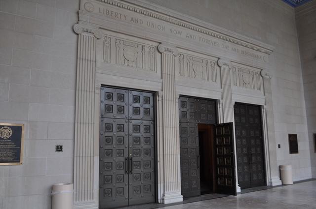 Patriots Theater at the War Memorial