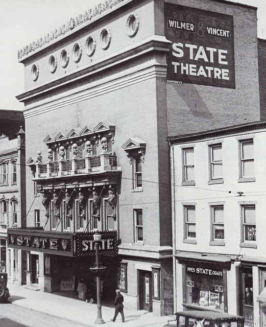 State Theater - Allentown PA, 1926
