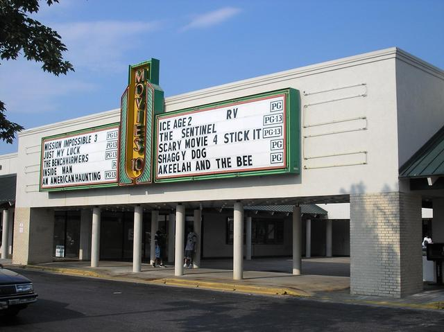 Movie theathers in fayetteville