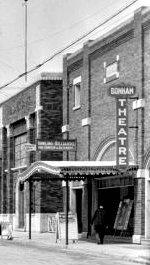 BONHAM Theatre; Prairie du Sac, Wisconsin.