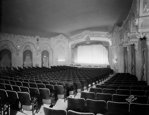 BARRYMORE Theatre; Madison, Wisconsin.