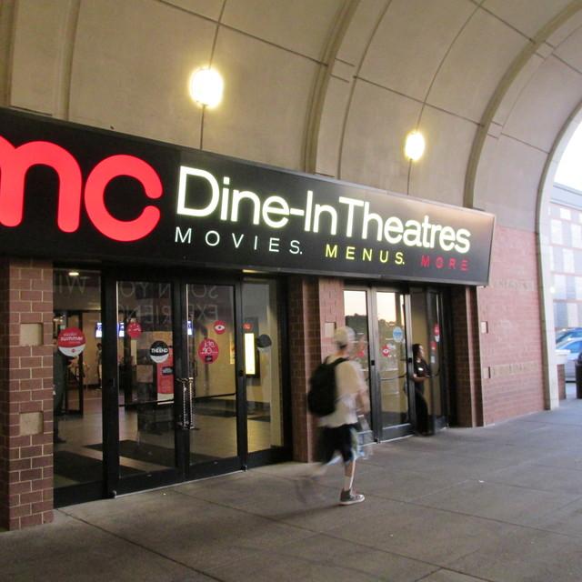 AMC Dine-In Menlo Park 12