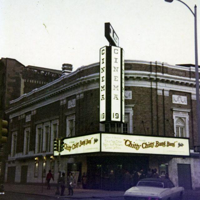 Cinema 19