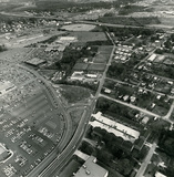 Aerial View of Norfolk Drive-In