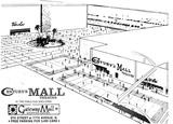 Century's Mall Theatre (Gateway Cinema I & II) St. Petersburg, FL