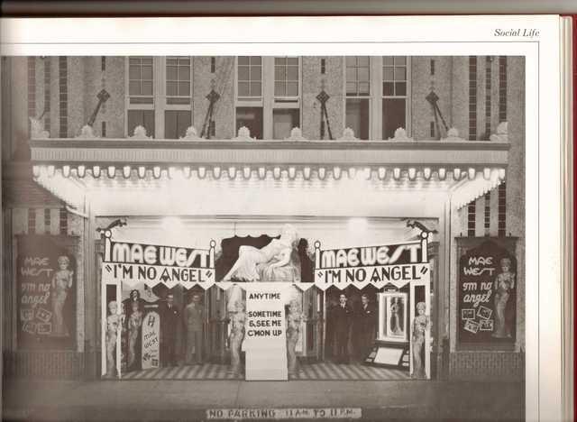 Beacham Theatre, 1933