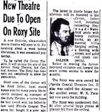 Center Theatre (formerly Roxy Theatre) St. Petersburg, FL