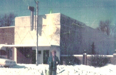 La Crosse Theatre building - 1980