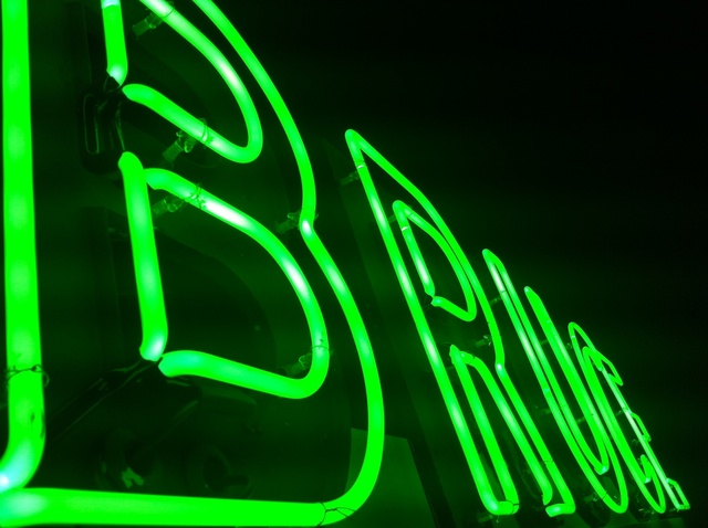 Neon re-crafted by Josh, amazing job!