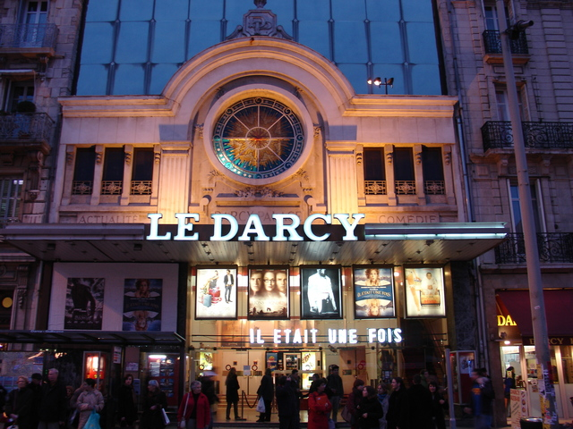 Cinema Le Darcy