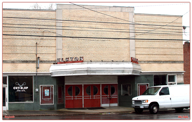 Elkton Theater ... Elkton Virginia