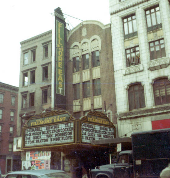 Fillmore East