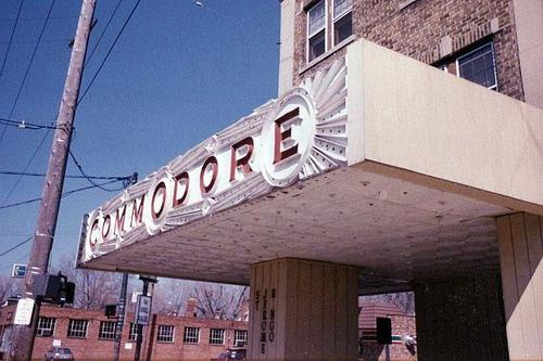 Commodore Theatre - Cleveland