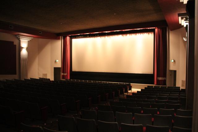 Caprice #3 auditorium