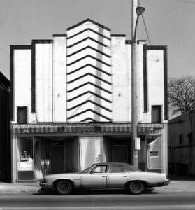 MOZART Theatre, Milwaukee, Wisconsin (1986).
