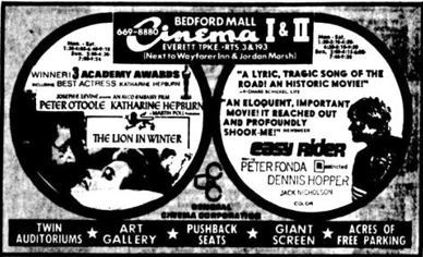 Bedford Mall Cinema 7