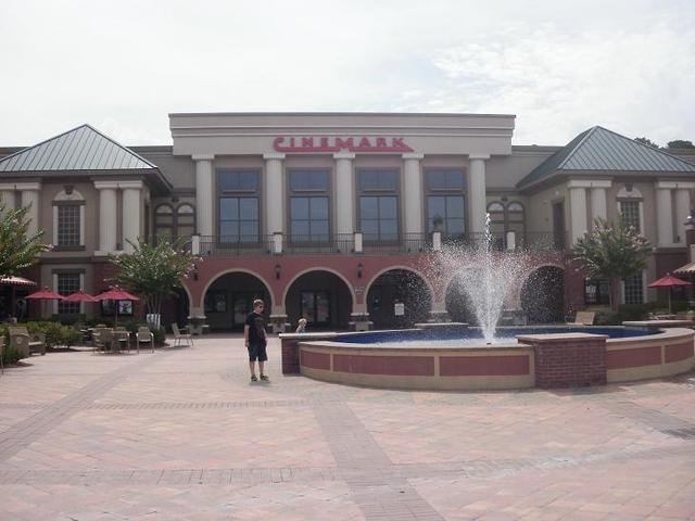 Cinemark Bluffton