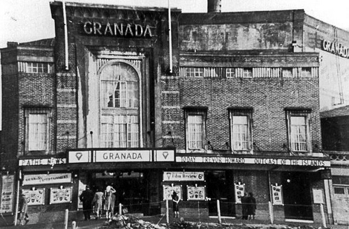ABC GRANADA CINEMA