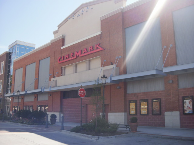 Cinemark 16 Perkins Rowe