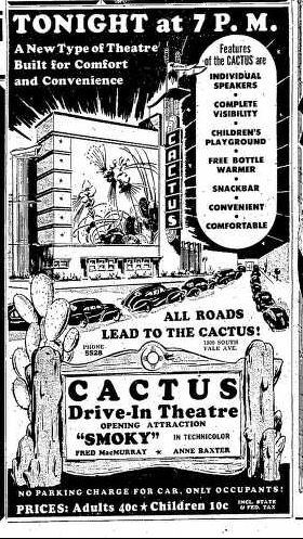 Cactus Drive-In