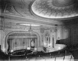 Madison Theater: Peoria, IL. Auditorium view from balcony - 1921